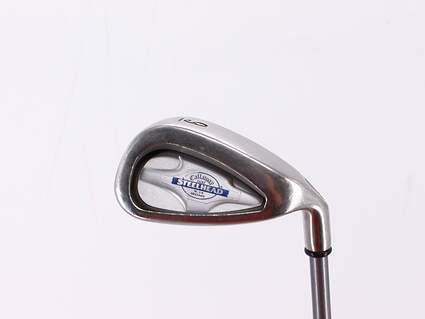 Callaway X-14 Single Iron 9 Iron Callaway Stock Graphite Graphite Stiff Right Handed 36.0in