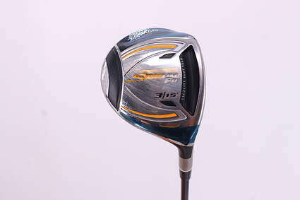 Adams Speedline F11 Titanium Fairway Wood 3 Wood 3W 15° Aldila VooDoo AVS5 Graphite Regular Right Handed 43.0in