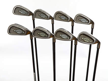 Callaway X-12 Iron Set 3-PW Callaway RCH 96 Graphite Stiff Right Handed 38.0in