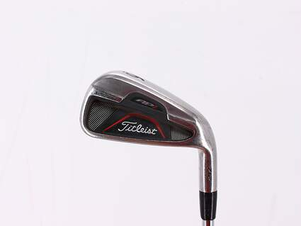 Titleist 712 AP1 Single Iron 6 Iron Dynalite Gold XP R300 Steel Regular Right Handed 37.5in