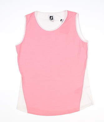 New Womens Footjoy Tank Top Medium M Multi MSRP $72