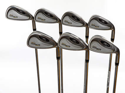 Cobra SS-i Oversize Iron Set 4-PW Stock Steel Shaft Steel Stiff Right Handed 37.5in
