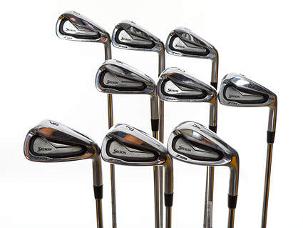 Srixon Z585 Iron Set 3-PW GW Nippon NS Pro Modus 3 Tour 105 Steel Stiff Right Handed 38.0in