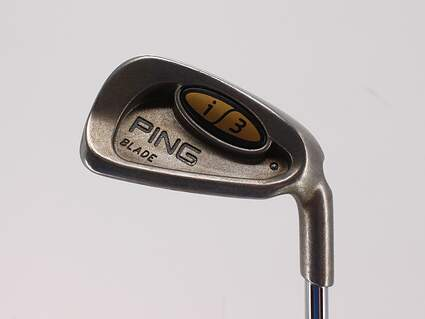 Ping i3 Blade Single Iron 7 Iron Ping JZ Steel Regular Right Handed 37.0in