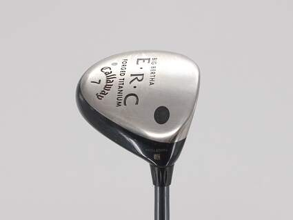 Callaway ERC Fairway Wood 7 Wood 7W Callaway Stock Graphite Graphite Regular Right Handed 41.5in