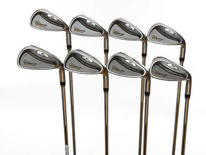 Cobra 3100 IH Iron Set 3-PW Nippon NS Pro 1030H Steel Regular Right Handed 37.75in