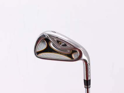 TaylorMade R7 Single Iron 6 Iron 28° TM T-Step 90 Steel Regular Right Handed 37.5in