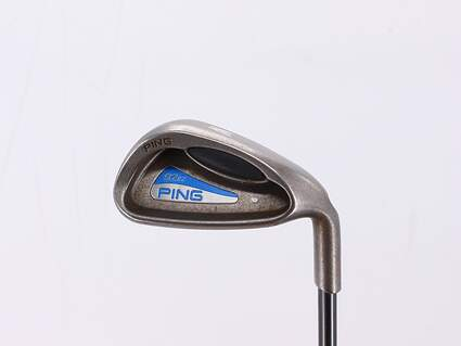 Ping G2 EZ Single Iron Pitching Wedge PW Ping TFC 100I Graphite Senior Right Handed Silver Dot 36.25in