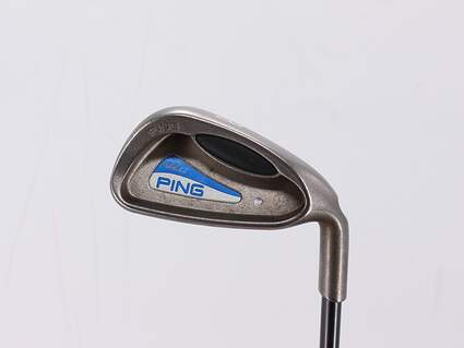 Ping G2 EZ Single Iron 8 Iron Ping TFC 100I Graphite Senior Right Handed Silver Dot 36.75in