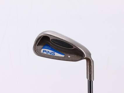 Ping G2 EZ Single Iron 5 Iron Ping TFC 100I Graphite Senior Right Handed Silver Dot 38.25in
