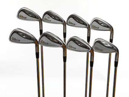 Cobra 2300 IM Iron Set 3-PW True Temper Dynamic Gold 115 Steel Stiff Right Handed 38.0in