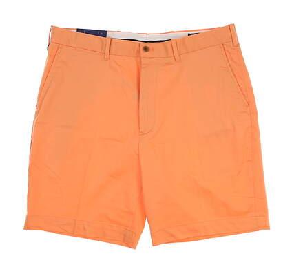 New Mens Ralph Lauren Magnolia Lane Golf Shorts 36 Orange MSRP $85