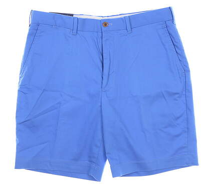 New Mens Ralph Lauren Magnolia Lane Golf Shorts 36 Blue MSRP $85
