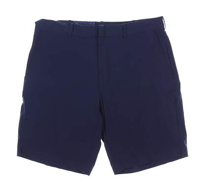 New Mens Ralph Lauren Mesh Lined Golf Shorts 36 French Navy MSRP $125