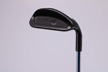 Ping Eye 2 Single Iron Pitching Wedge PW Dynamic Gold Sensicore S300 Steel Stiff Right Handed Black Dot 35.5in