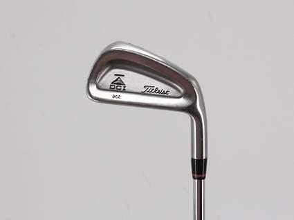 Titleist DCI 962 Single Iron 4 Iron True Temper Dynamic Gold S300 Steel Stiff Right Handed 38.5in
