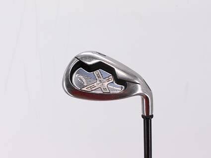 Callaway X-18 Pro Series Single Iron Pitching Wedge PW Callaway RCH 75i Graphite Regular Right Handed 35.75in