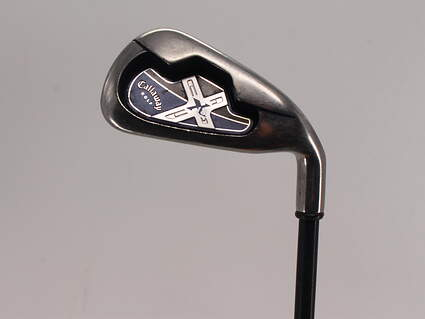 Callaway X-18 Single Iron 3 Iron Callaway System CW85 Graphite Stiff Right Handed 39.0in