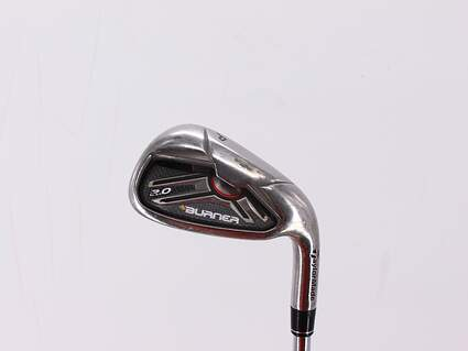 TaylorMade Burner 2.0 HP Single Iron Pitching Wedge PW TM Burner 2.0 85 Steel Stiff Right Handed 36.0in