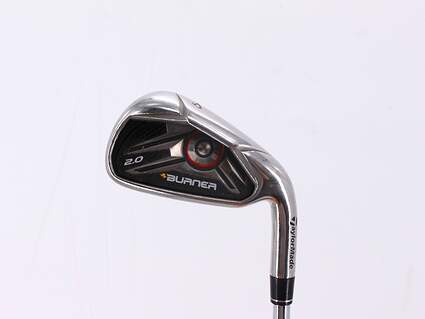 TaylorMade Burner 2.0 HP Single Iron 4 Iron TM Burner 2.0 85 Steel Stiff Right Handed 39.5in
