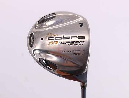 Cobra M Speed Offset Womens Driver Cobra Bassara M Speed Tuned Graphite Ladies Right Handed 44.0in