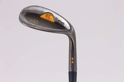 Cleveland CG14 Gunmetal Wedge Sand SW 54° 14 Deg Bounce C Grind Cleveland Traction Wedge Steel Wedge Flex Right Handed 35.0in