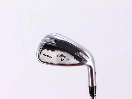 Callaway Apex Single Iron 6 Iron Dynalite Gold XP R300 Steel Regular Right Handed 37.5in