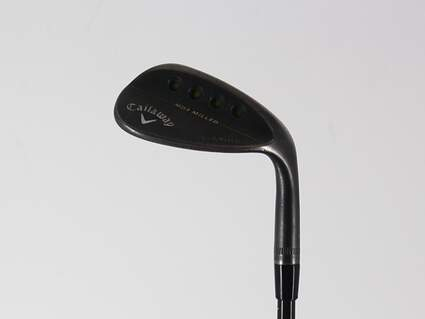 Callaway MD3 Milled Black S-Grind Wedge Sand SW 56° 10 Deg Bounce S Grind Dynamic Gold Tour Issue X100 Steel X-Stiff Right Handed 35.75in