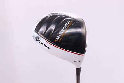 TaylorMade Burner Superfast 2.0 Driver 9.5° TM Reax 4.8 Graphite Regular Right Handed 46.25in