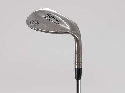 Tour Issue Titleist Vokey Hand Ground Wedge Lob LW 60° M Grind Project X Rifle 6.5 Steel X-Stiff Right Handed 35.25in
