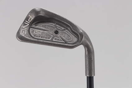 Ping ISI Single Iron 5 Iron Stock Graphite Shaft Graphite Regular Right Handed Black Dot 38.25in