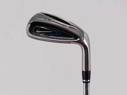 Nike 2010 Slingshot Single Iron Pitching Wedge PW Nike UST Mamiya Steel Uniflex Right Handed 35.5in