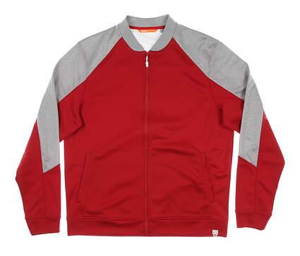 New Mens CBUK Pop Fly Jacket Large L Red MSRP $70