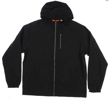 New Mens CBUK Anderson Full-Zip Jacket Large L Black MSRP $65