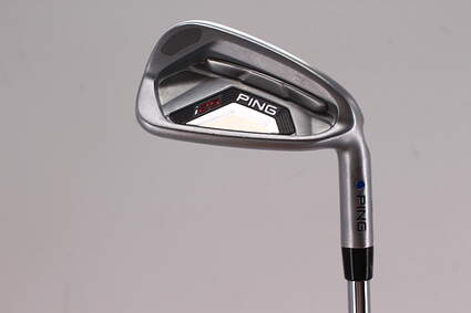Ping I25 Single Iron 7 Iron Ping CFS Steel Stiff Right Handed Blue Dot 38.0in