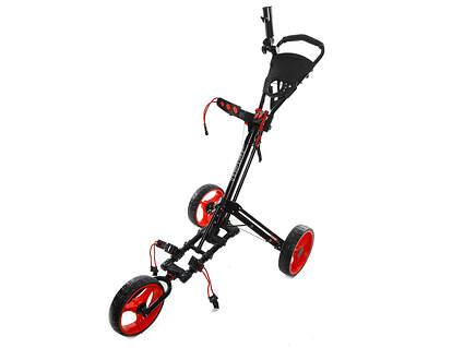 Fast Fold 9.0 3 Wheel Push Cart