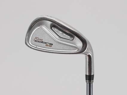 Cobra SS Oversize Single Iron 4 Iron Cobra Aldila HM Tour Graphite Ladies Left Handed 37.5in