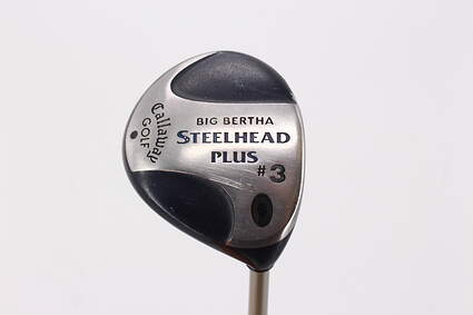 Callaway Steelhead Plus Fairway Wood 3 Wood 3W Callaway Gems Graphite Ladies Right Handed 42.5in