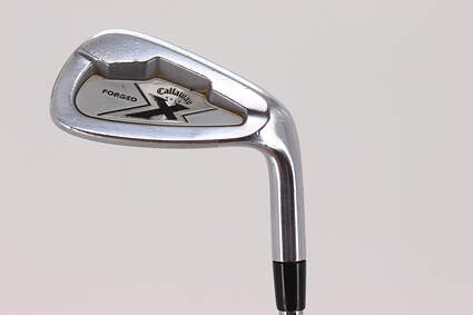 Callaway X Forged Single Iron Pitching Wedge PW Project X 6.5 Steel Wedge Flex Right Handed 36.0in
