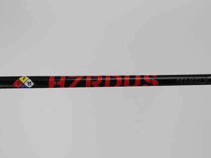 Used W/ Adapter Project X HZRDUS Red Driver Shaft 6.0 45.75in