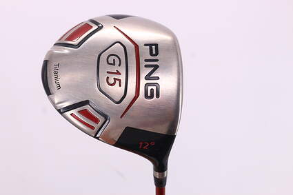 Ping G15 Driver 12° Ping TFC 149D Graphite Stiff Right Handed 45.0in