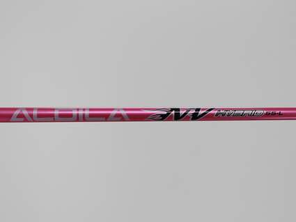 Used W/ Adapter Aldila Pink NV 55 Hybrid Shaft Ladies 38.75in Right Handed PXG Adapter