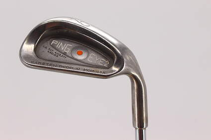 Ping Eye 2 Single Iron 9 Iron TM Royal Precision Rifle Steel Steel X-Stiff Right Handed Orange Dot 37.0in