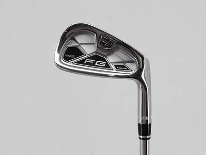 Wilson Staff FG Tour V2 Single Iron 7 Iron FST KBS Tour Steel Stiff Right Handed 37.0in