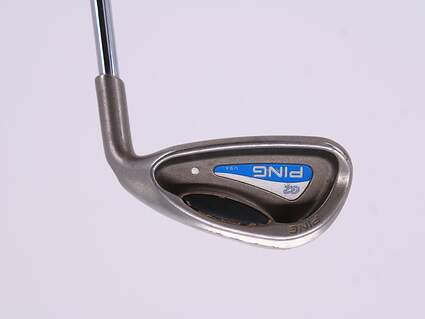 Ping G2 Single Iron Pitching Wedge PW Ping CFS with Cushin Insert Steel Wedge Flex Right Handed White Dot 36.75in