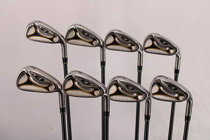 TaylorMade R7 Iron Set 3-PW TM Reax 65 Graphite Regular Right Handed 38.5in