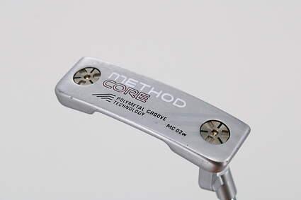 Nike Method Core MC 02w Putter Steel Right Handed 33.0in