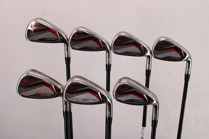 Nike VRS Covert 2.0 Iron Set 5-PW SW Kuro Kage Black Iron 70 Graphite Ladies Right Handed 37.75in