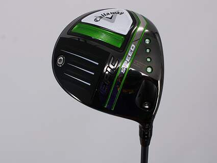 Mint Callaway EPIC Speed Driver 10.5° Project X HZRDUS Smoke iM10 60 Graphite Stiff Right Handed 45.75in