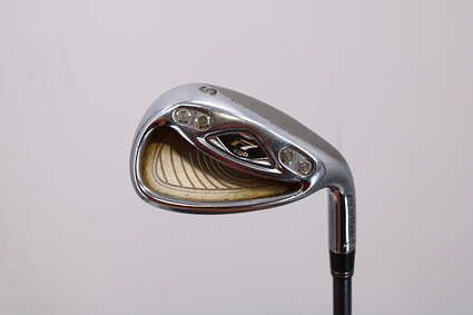 TaylorMade R7 CGB Wedge Sand SW Stock Graphite Shaft Graphite Regular Right Handed 35.75in
